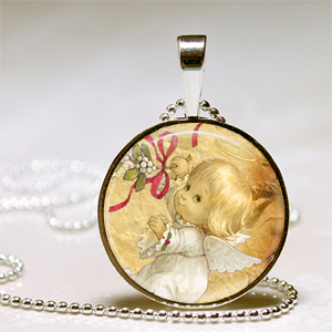 Photo Template for Round Pendant