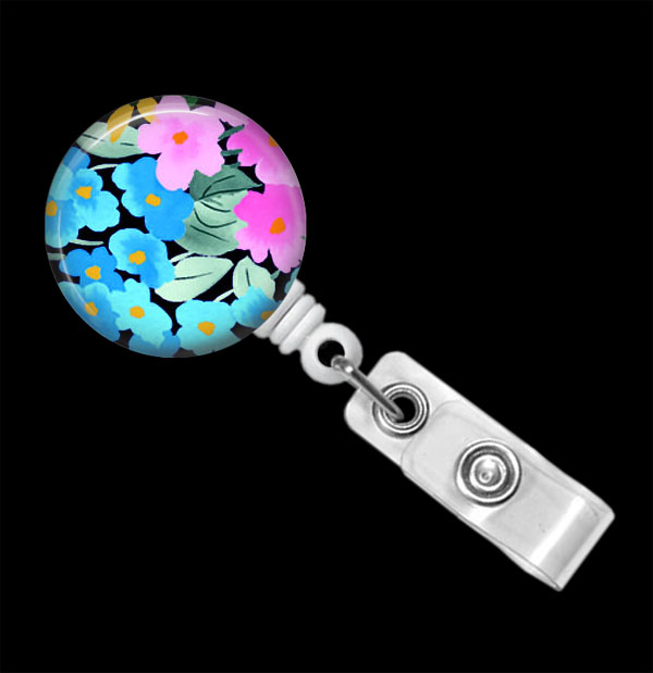 Digital Photo Template for Badge Reels