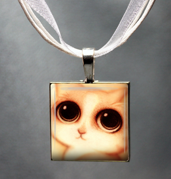 Digital Template for Picture Pendant